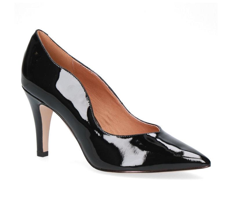 Caprice 22412 Black Patent shoe