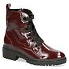 Caprice Boots Caprice 25204 Bordeaux Patent Boots