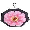 Peach Accessories Peach P115 Pink Flower Umbrella