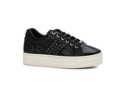 Carmela Carmela 67478 Black platform Sneaker