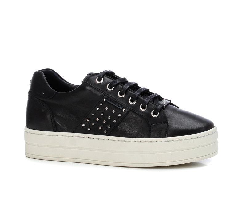 Carmela 67478 Black platform Sneaker