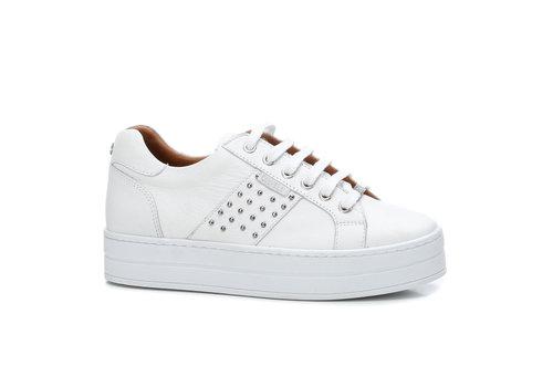 Carmela Carmela 67478 White platform Sneaker