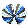 Peach Accessories Peach RST903 multi Blue stripe umbrella