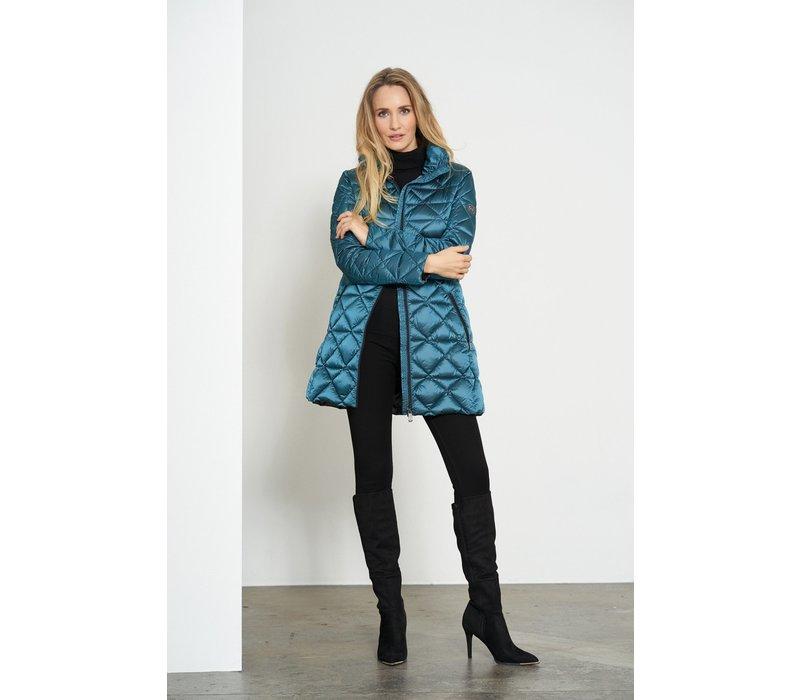 JUNGE 2044-62 48 Peacock Down Coat