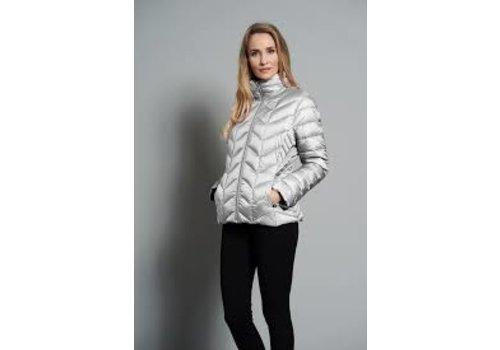 Junge JUNGE 2040-62 10 Grey Down Jacket
