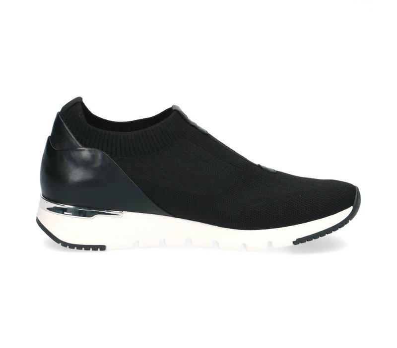 Caprice 24720 Black slip-on Sneaker