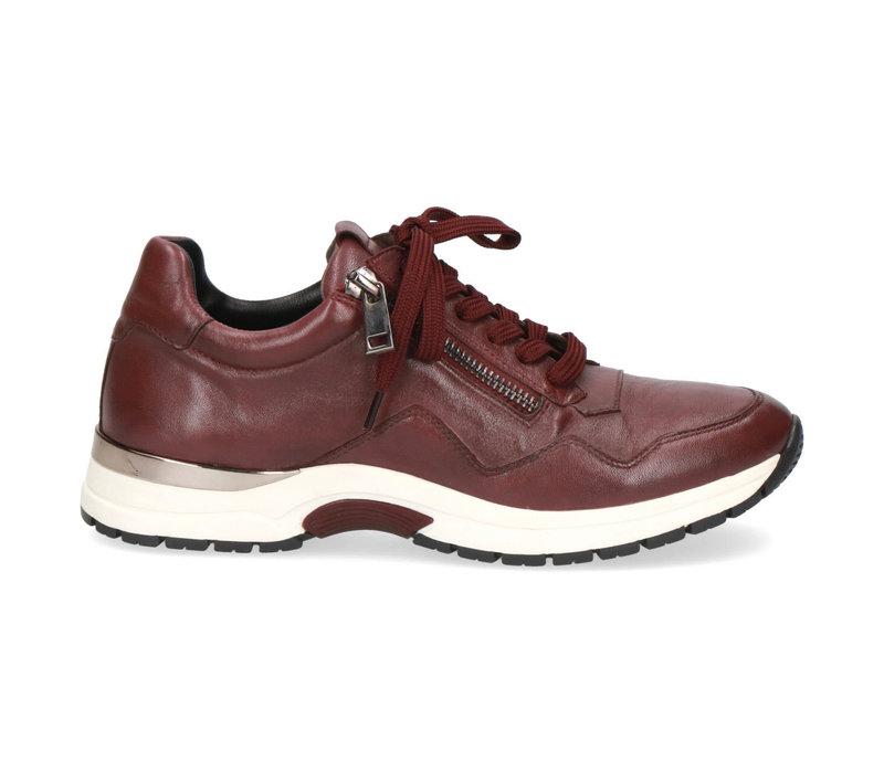 Caprice 23701 Bordeaux Soft sneaker
