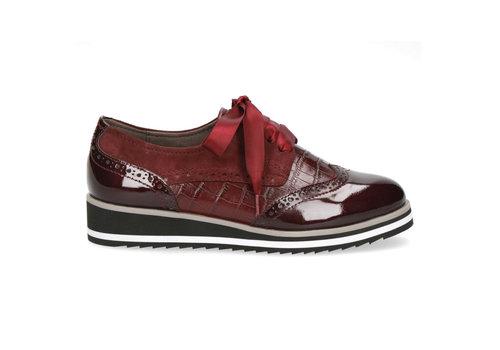 Caprice Caprice 23300 Bordeaux Comb Shoe