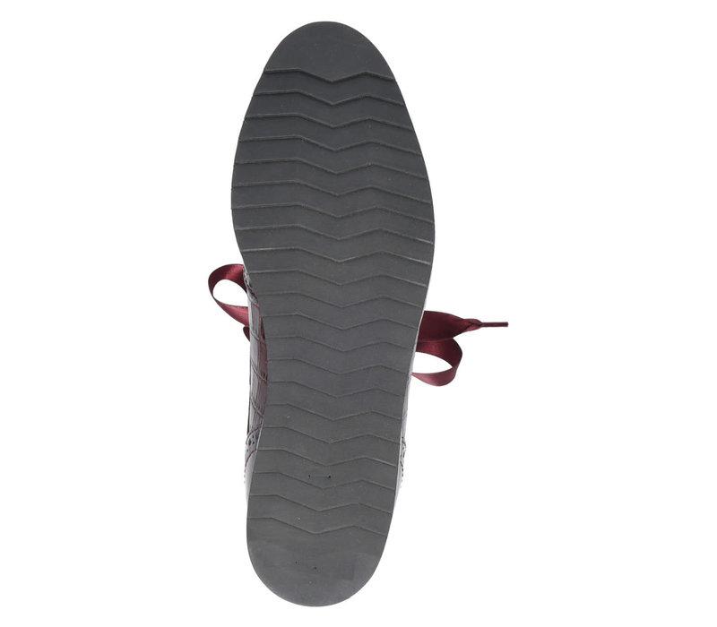 Caprice 23300 Bordeaux Comb Shoe