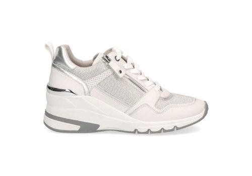 Caprice Caprice 23710 White Comb Sneaker