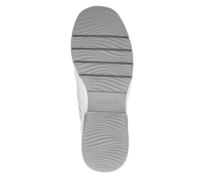 Caprice 23710 White Comb Sneaker