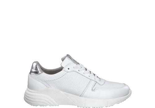S.Oliver S.Oliver 23667 White Leather Sneaker