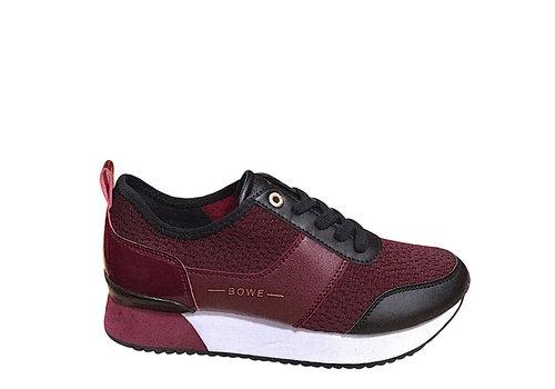 Lloyd & Pryce L&P KEOHANE Cabernet Pop sneaker