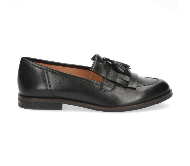 Caprice 24200 Black Loafers