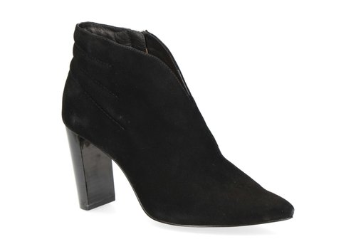 Caprice Boots Caprice 25316 Black Suede A/Boot