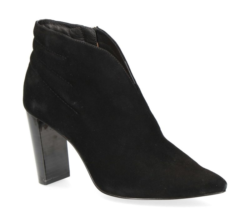 Caprice 25316 Black Suede A/Boot