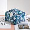 GESSY Gessy FM032 Blue Paisley Cotton valve Mask