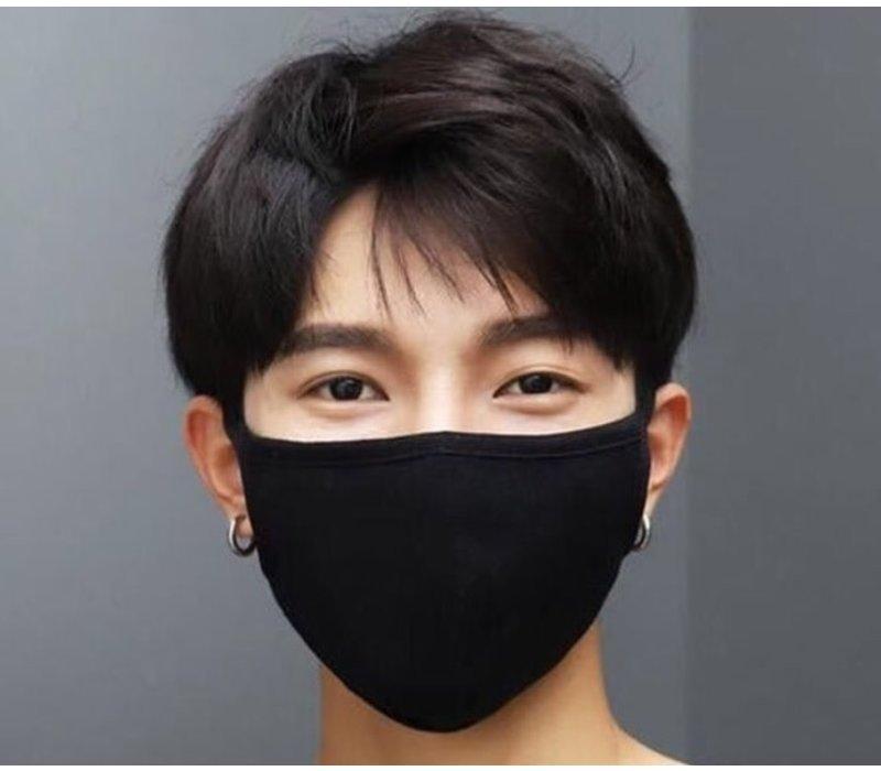 Gessy FM002 Black pack of 5 masks
