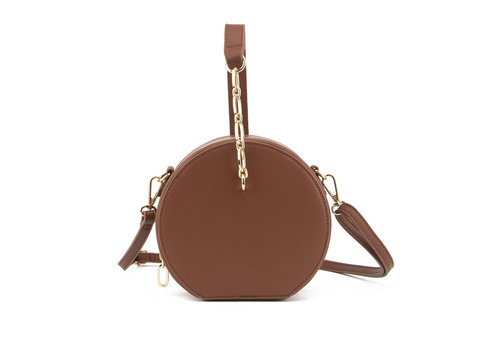 GESSY Gessy G2002 Tan circular Bag