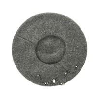 Peach SD53 Dark Grey Decorative Berét