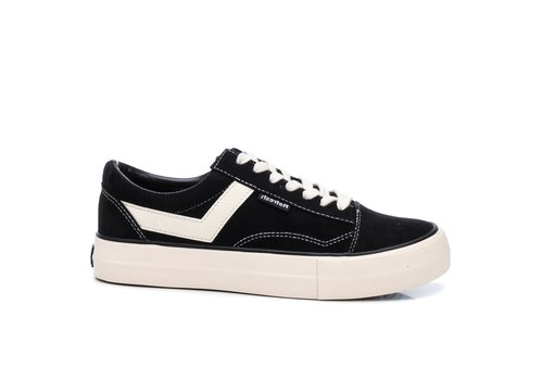 REFRESH A/W Refresh 72432 Black Sneakers
