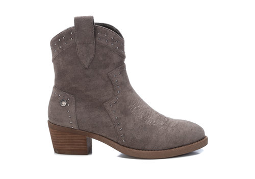 REFRESH A/W Refresh 72593 Taupe Cowboy Boots