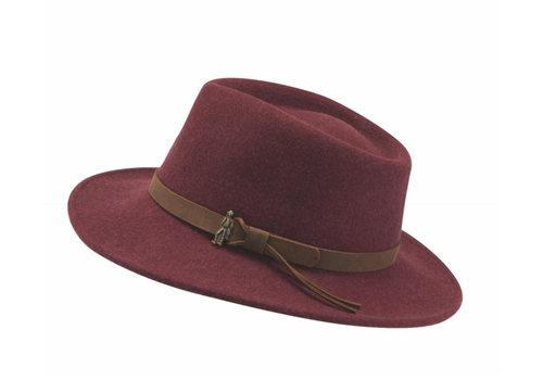 "Jack Murphy Jack Murphy ""Boston"" Hat Burgundy"