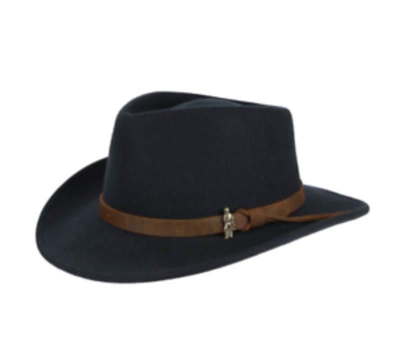 "Jack Murphy ""Boston"" Hat Black"