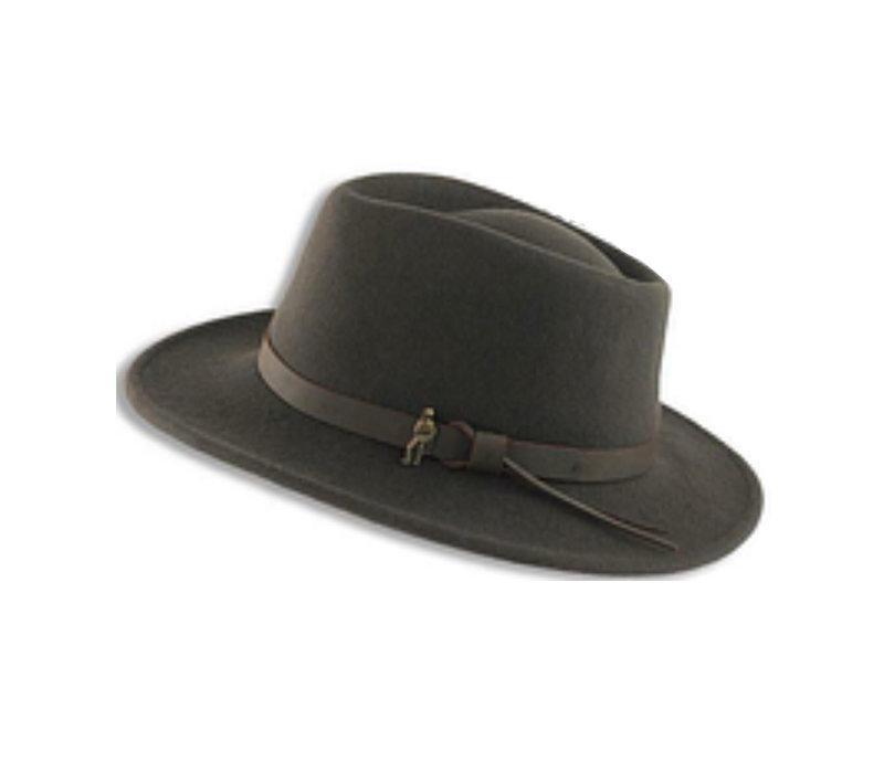 "Jack Murphy ""Boston"" Hat Olive"