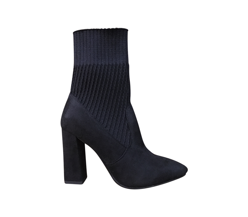 REDZ 95EGT29 Black Sock Boot