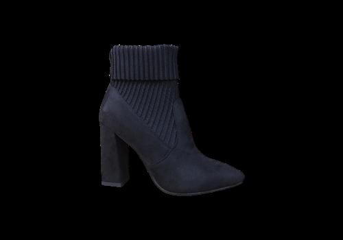 REDZ REDZ 95EGT29 Black Sock Boot