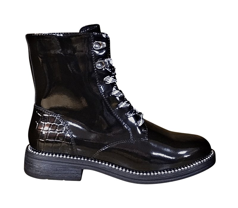 Sprox 510181 Black patent A/Boot