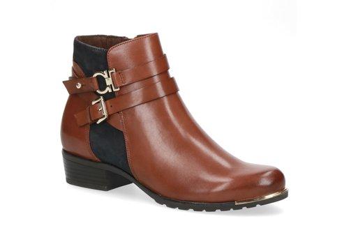 Caprice Boots Caprice 25309 Cognac/Ocean A/Boot
