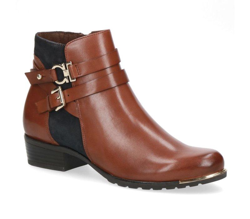 Caprice 25309 Cognac/Ocean A/Boot