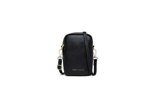 GESSY Gessy L033 Small Black crossbody Bag