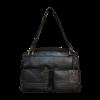 Rowallan Rowallan 1838/01 Black Ladies Work Bag
