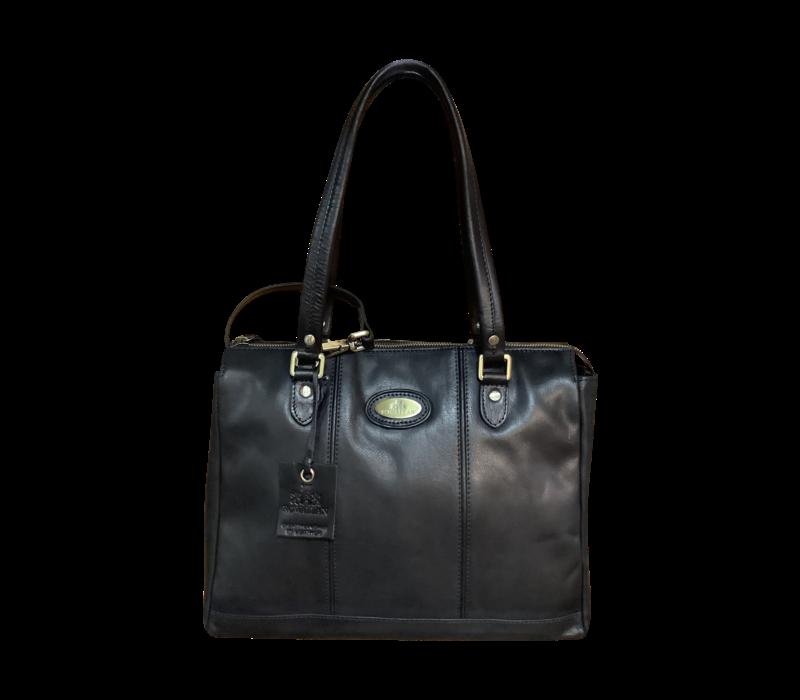 Rowallan 1787/01 Black Ladies work Bag