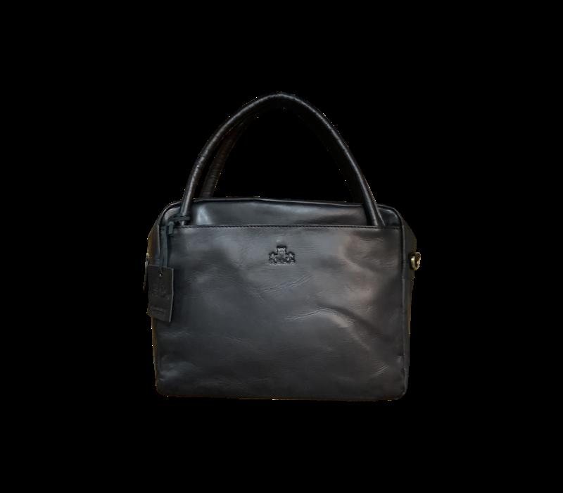 Rowallan SULTAN Black Shoulder Bag