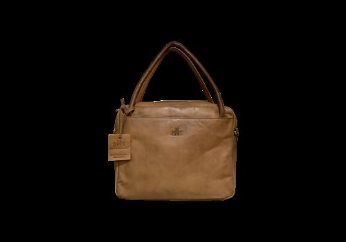 Rowallan Rowallan SULTAN Tan Shoulder Bag