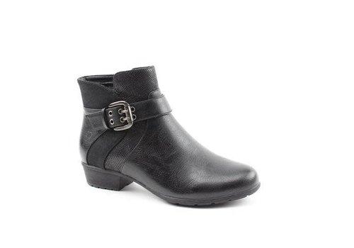 Heavenly Feet Heavenly Feet ELOISE Black A/Boot