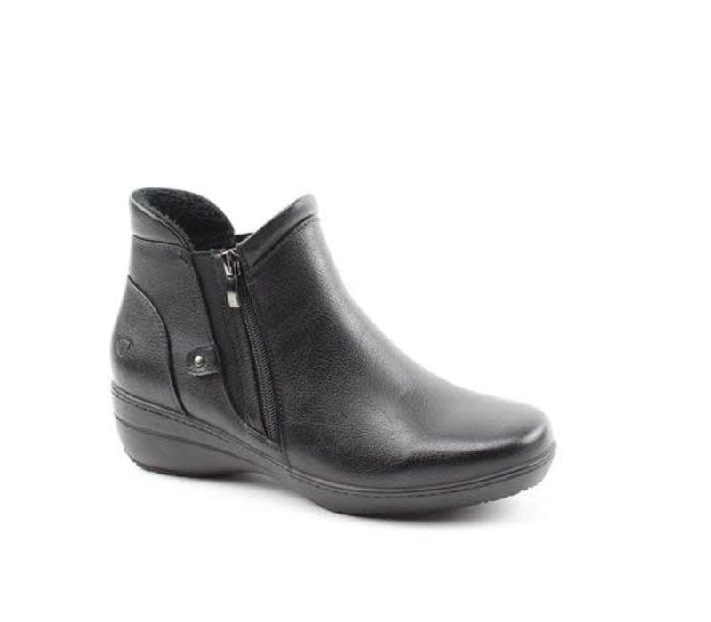 Heavenly Feet VENICE 3 Black A/Boot