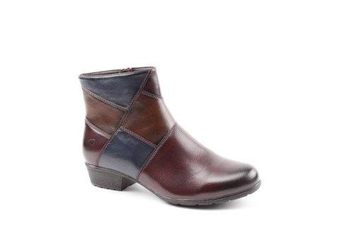 Heavenly Feet Heavenly Feet SUZIE Burgundy A/Boot