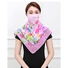 GESSY GESSY Pink Butterfly scarf mask
