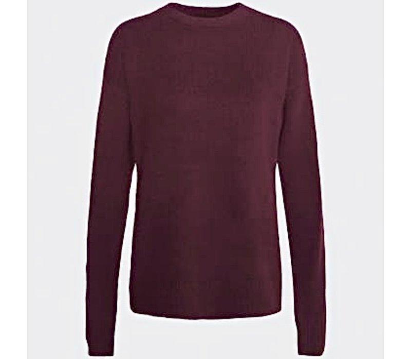 Rosemunde 1422-355 Soft wine pullover