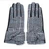 Peach Accessories Peach HA1945 Bow detail Black Gloves
