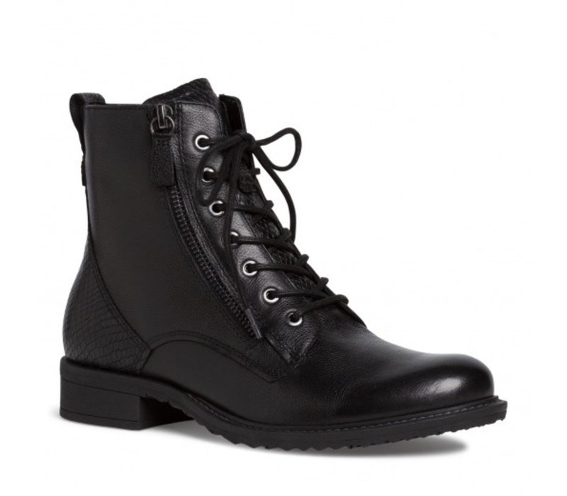 Tamaris 25211 Black/Snake A/Boots