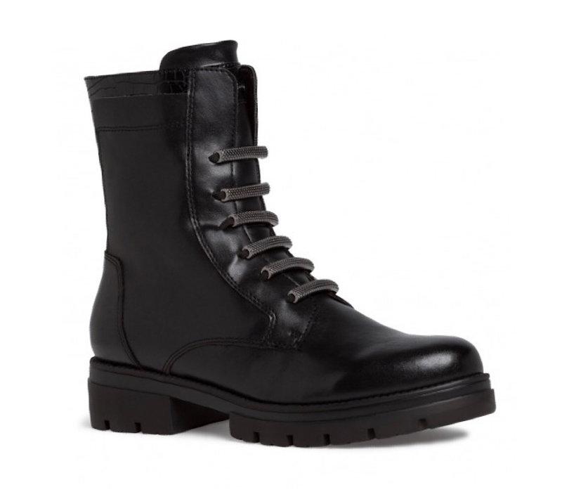 Tamaris 25282 Black Biker Boot