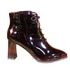 Milly & Co. Milly & Co. ELOISE Maroon Patent A/Boot