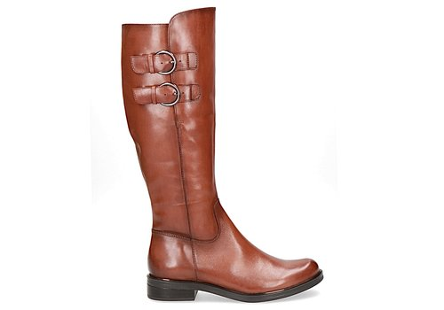 Caprice Boots Caprice 25530 Cognac leather Boots