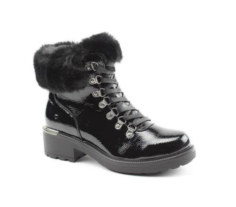 Heavenly Feet ANTONIA Black A/Boot